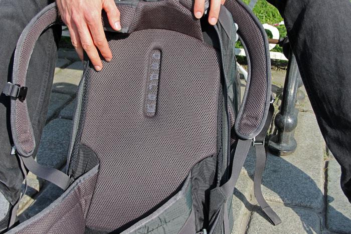 osprey farpoint 40 der beste handgep ck rucksack im test. Black Bedroom Furniture Sets. Home Design Ideas