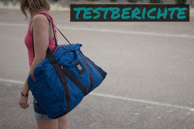 Testberichte über Handgepäck-Koffer und -Rucksäcke