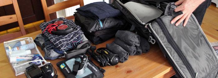 Geschickt packen