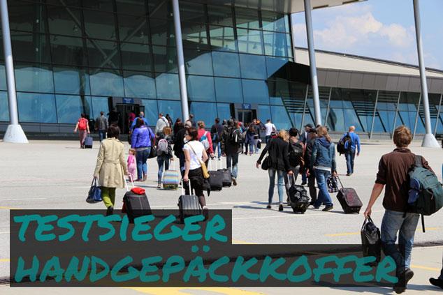 Testsieger: Der perfekte Handgepäck-Koffer