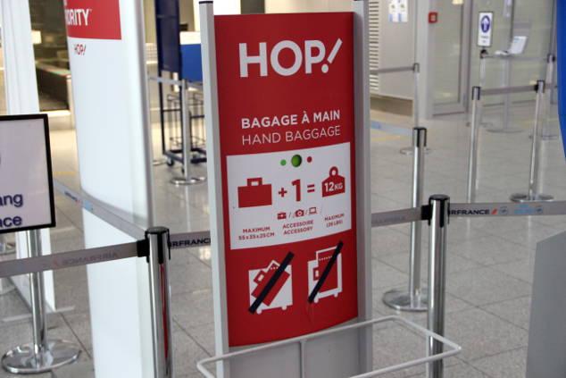 Die ULTIMATIVE Checkliste für das Handgepäck bei Air France