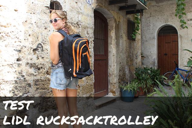 Topmove: Gut und günstiger Rucksacktrolley für das Handgepäck
