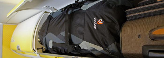 offer discounts wholesale fast delivery Wanderrucksack für das Handgepäck? Geht (NICHT)! (Stand: 2017)
