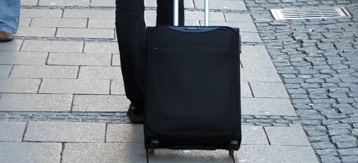 Der Handgepäck-Koffer Samsonite Base Hits