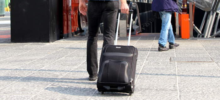 Handgepäck-Koffer Travelite Orlando