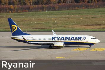Hier findest du Informationen zum Ryanair Handgepäck