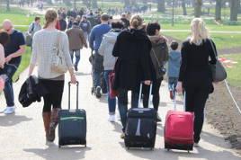 Handgepäck-Koffer im Praxistest