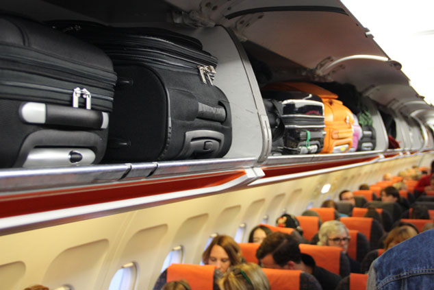Easyjet: Die drei BELIEBTESTEN Handgepäck-Koffer
