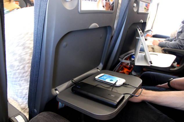 Powerbanks und Powerbars im Handgepäck: Das musst du beachten!