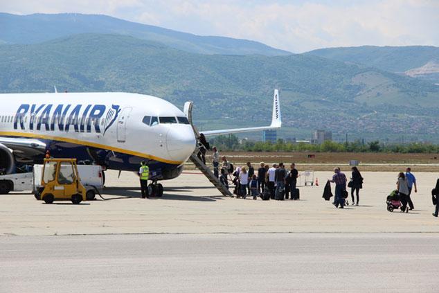 Flüssigkeiten bei Ryanair mit ins Flugzeug nehmen