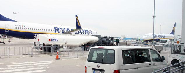 Stell mir deine Frage zum Handgepäck bei Ryanair!