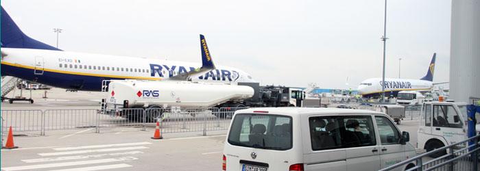 Deine Frage zum Handgepäck bei Ryanair