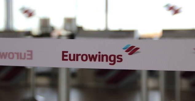 Stell mir deine Fragen zum Handgepäck bei Eurowings!