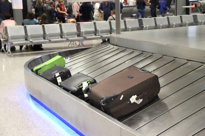 Haarspray im Gepäck