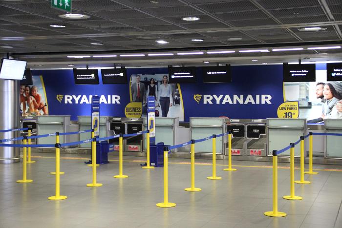 Mitnahme von Kinderartikeln bei Ryanair
