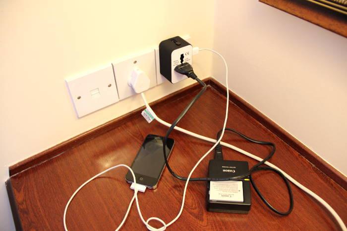 elektrogeraete im Handgeüaeck mitnehmen