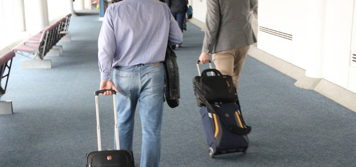 Notebook bei Ryanair mitnehmen