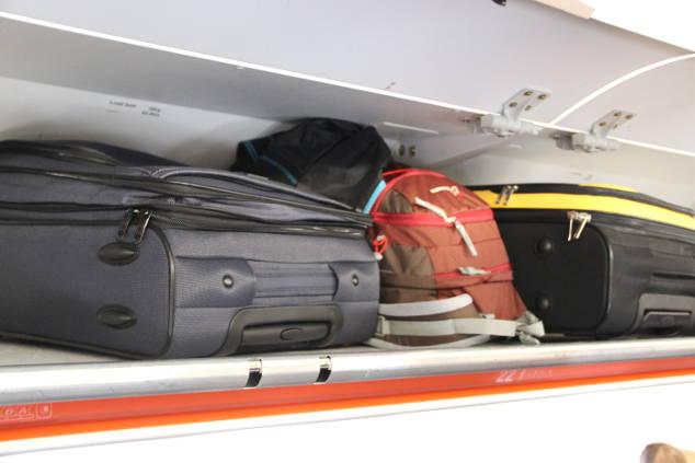 Der Stratic Bendigo III-Handgepäck-Koffer im Praxis-Test