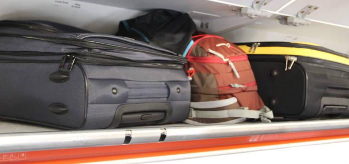 Der Stratic Bendigo III-Handgepäckkoffer