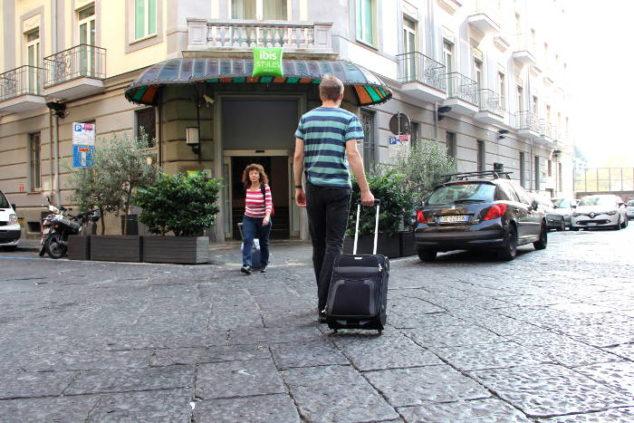Travelite Orlando S-Trolley: EMPFEHLENSWERT -> 4/5