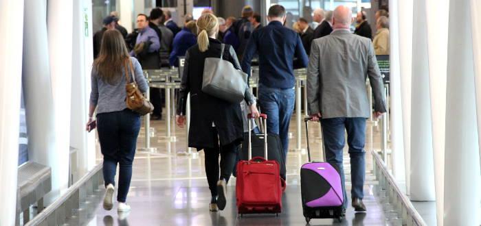 Handgepäck-Koffer-Test der Stiftung Warentest