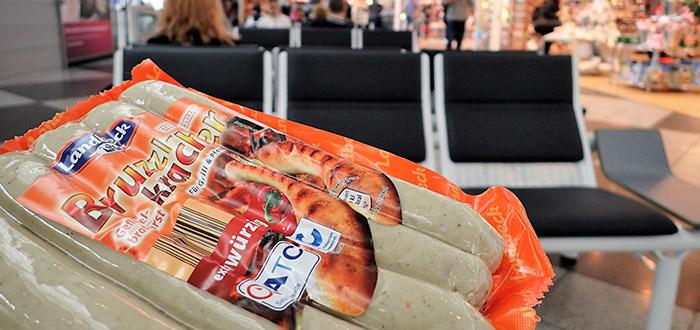 Bratwurst Handgepäck I