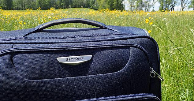 Samsonite Spark Upright 55 im Praxistest (UPDATE: Oktober 2017)