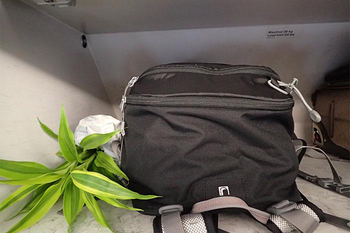 Kletterausrüstung Im Flugzeug : Vaude rucksack wizard 30: backpack im praxistest