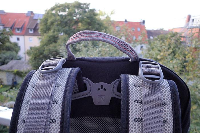 Kletterausrüstung Im Handgepäck : Vaude rucksack wizard backpack im praxistest