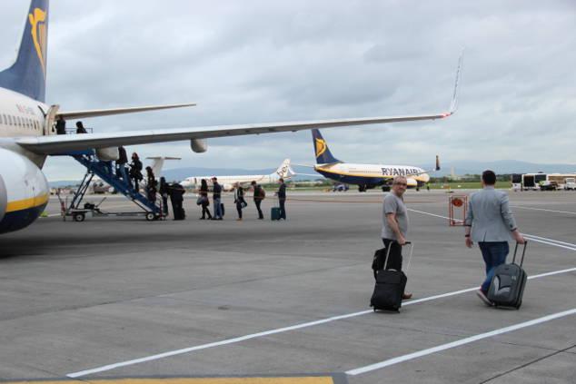 Ryanair: Handgepäck darf nicht mehr mit in die Kabine!