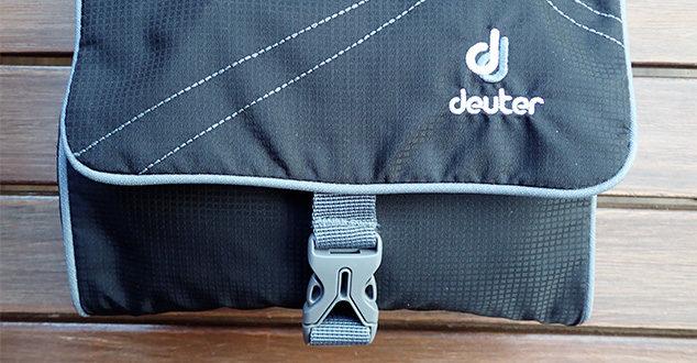 Deuter Wash Bag I: Kulturtasche im Praxistest