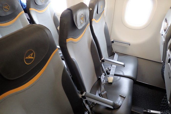 Flugbewertung: Meine Erfahrungen mit Condor