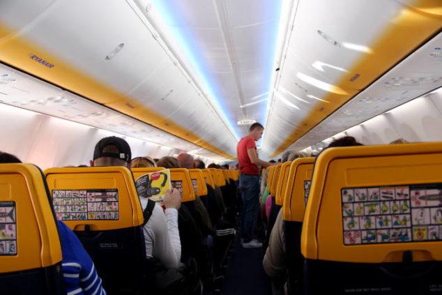 Ryanair: Zusammen sitzen OHNE Sitzplatzreservierung
