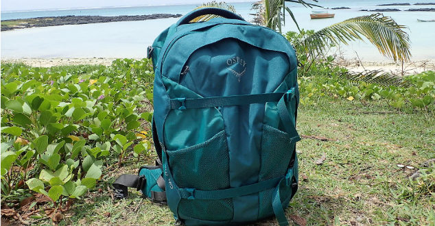 Osprey Packs Fairview (Women's)-Backpack: 4/5 -> EMPFEHLENSWERT