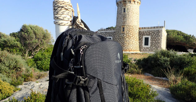Eagle Creek Universal Traveler-Backpack: 4/5 -> EMPFEHLENSWERT