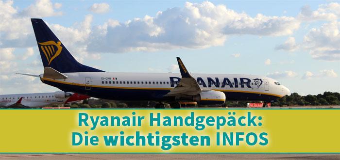 Ryanair Handgepaeck