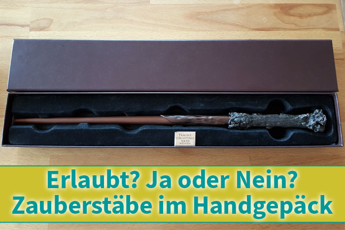Harry Potter Zauberstab