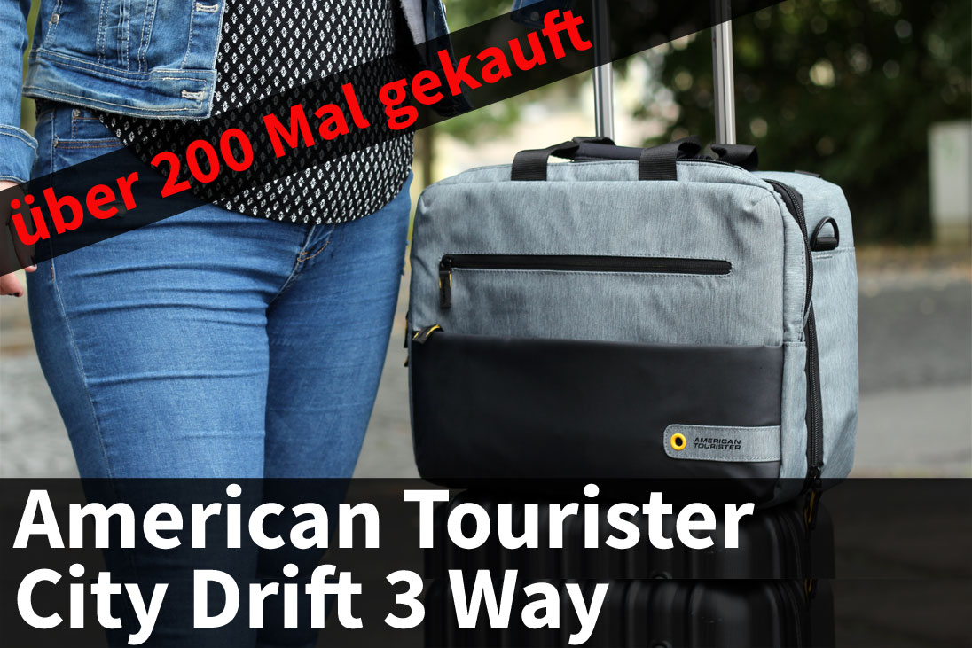 American Tourister City Drift