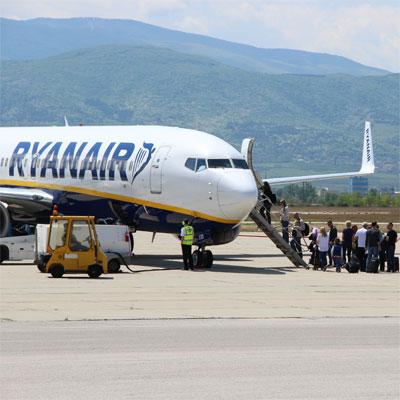 Ryanair Kosten